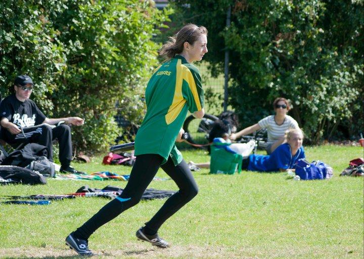Christina Running (2011)
