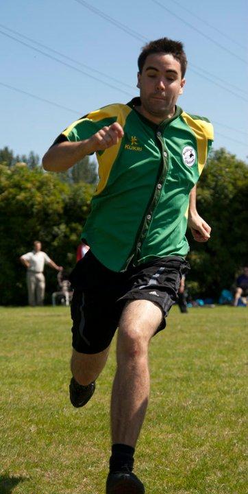 Dave Running (2011)