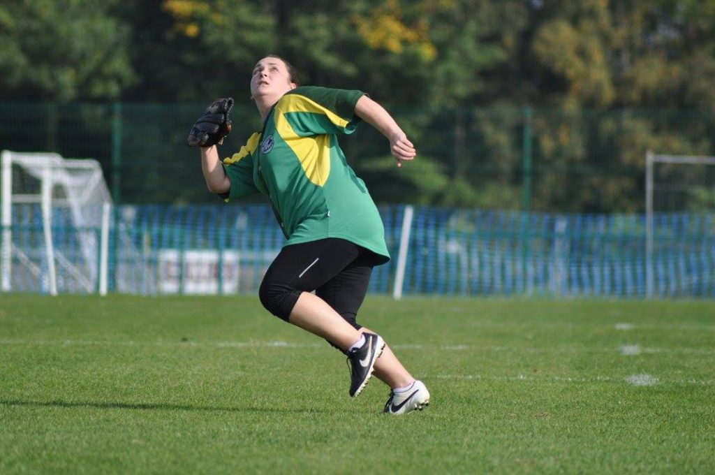 Kirsty in Outfield (2015)