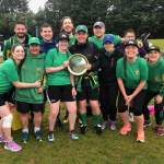 The Belfast Sliders win the Plate at IOST 2019!