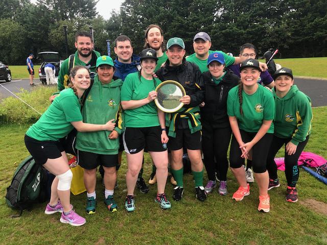 The Belfast Sliders win at IOST (2019)